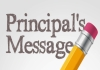 Communication from the Principal