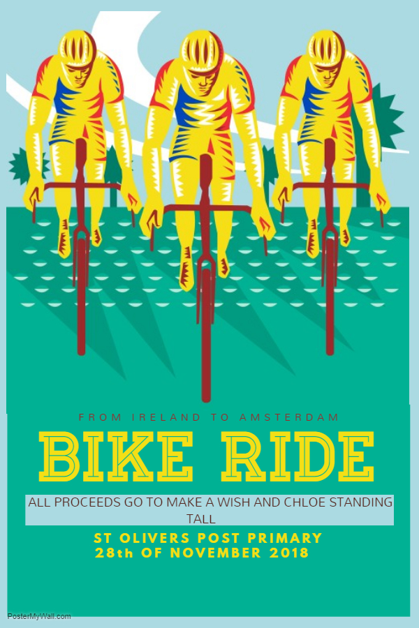Copy of Bike Race Flyer Template Made with PosterMyWall